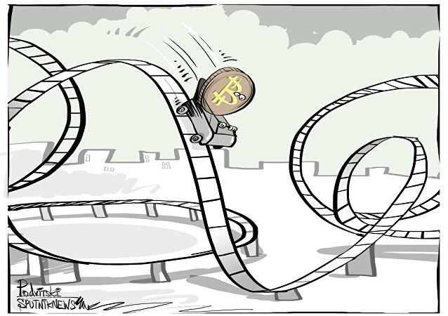 La montaña rusa del bitcoin