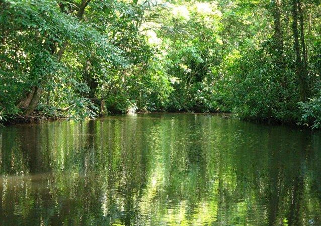 Recursos hídricos de Costa Rica