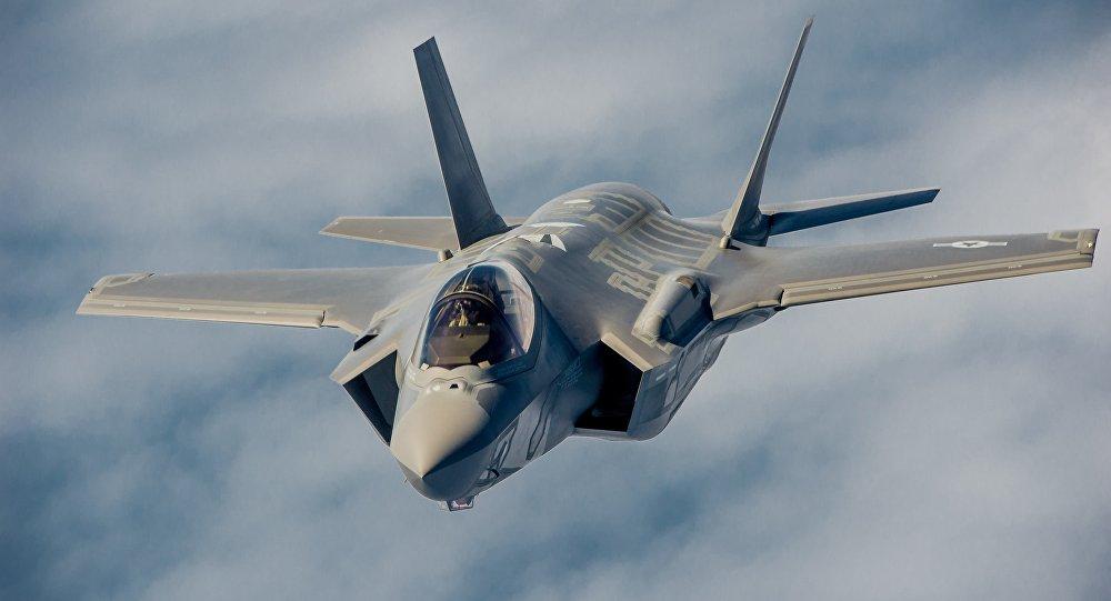 Un caza de quinta generación F-35, 'sinónimo' de un proyecto militar que salió fuera de cualquier control presupuestario