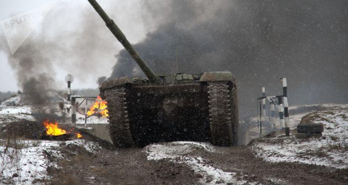 Rusia veta propuesta de EU para investigar ataques químicos en Siria