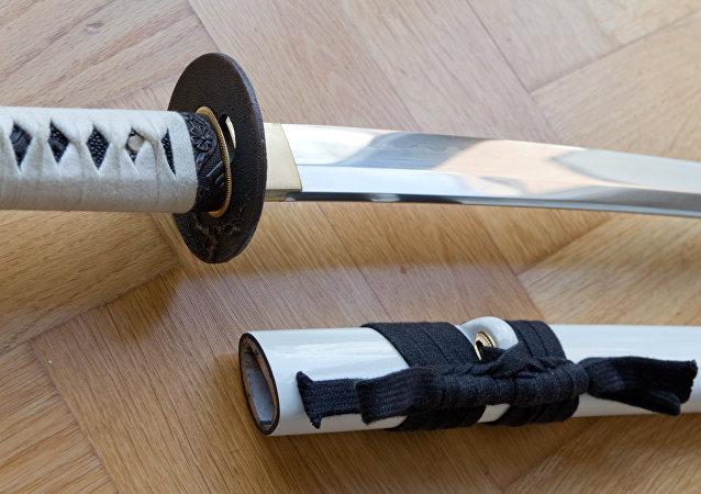 Una espada (imagen referencial)