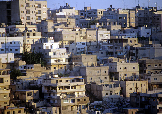 Amán, capital de Jordania
