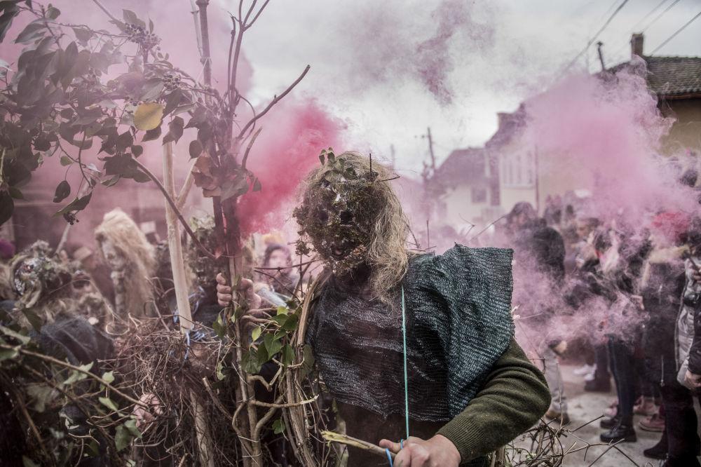 Epifanía, mucho frío y carnavales: estas son las fotografías más interesantes de la semana