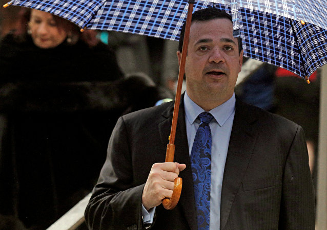 Yankel Rosenthal, exministro de Inversiones de Honduras