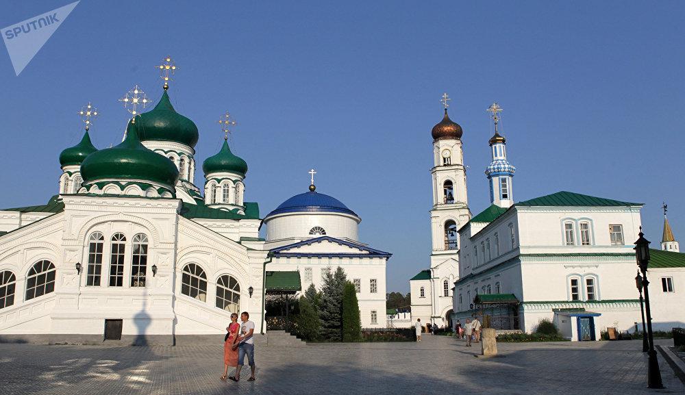 El Monasterio de Raifa, en Kazán