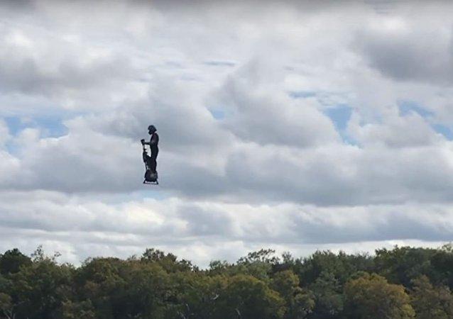 El aparato volador Ezfly
