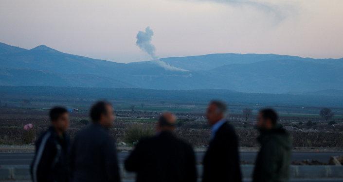 Operación militar de Turquía en la región siria de Afrin