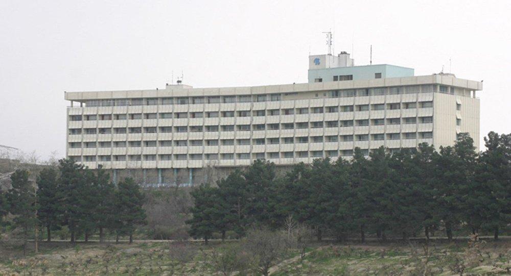 Hombres armados atacan hotel Intercontinental de Kabul