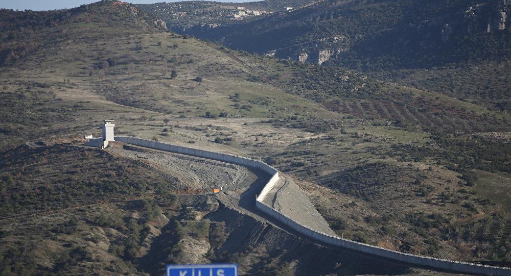 La frontera entre Siria y Truquía (imagen referencial)