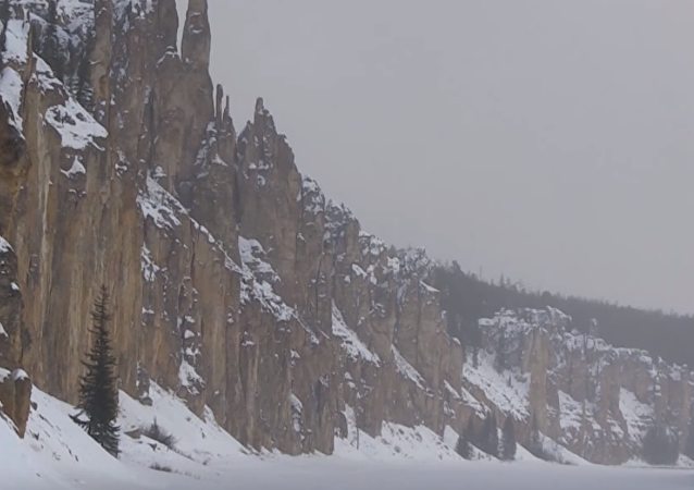 El Muro de 'Juego de Tronos' está en Rusia