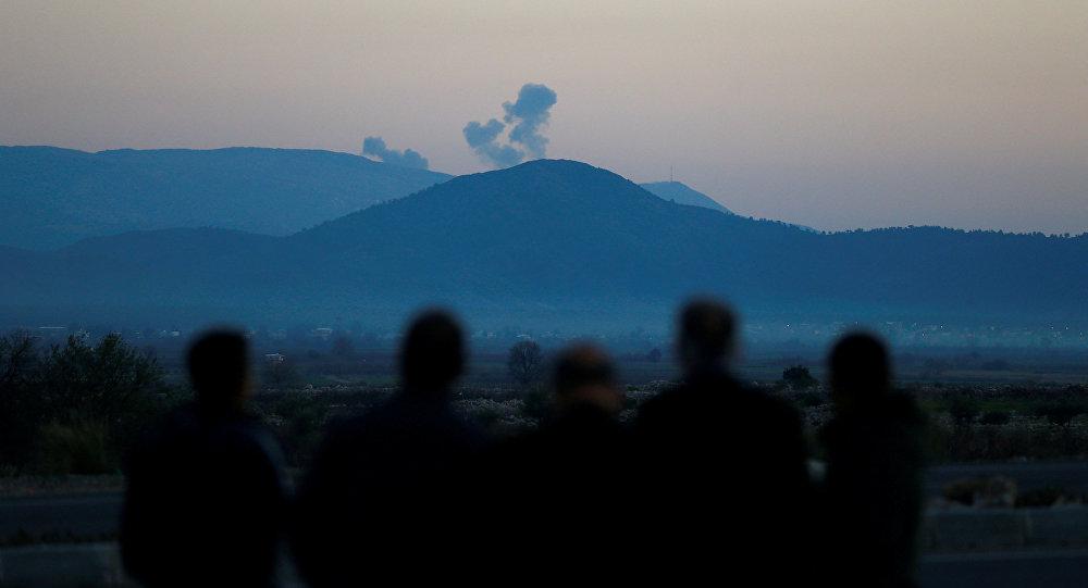 Dos soldados turcos muertos en ofensiva contra los kurdos en Siria