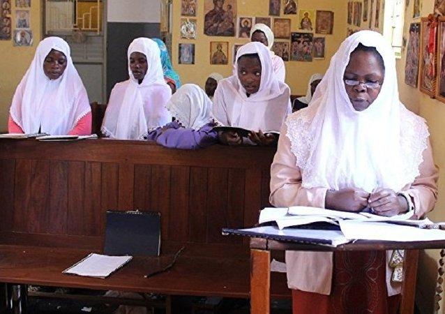 Los viejos creyentes en Uganda