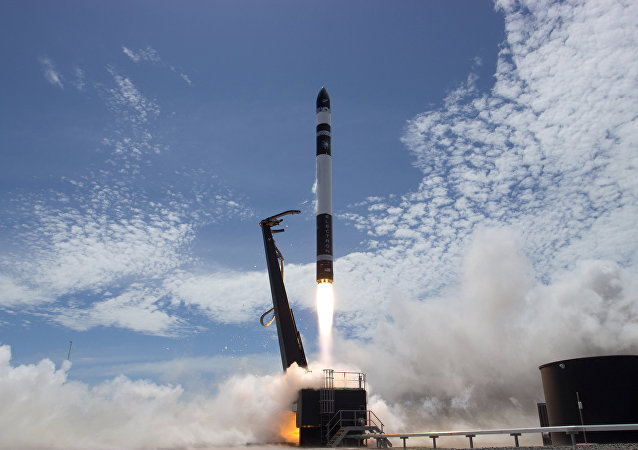 El cohete Electron se lanza de Mahia, Nueva Zelanda