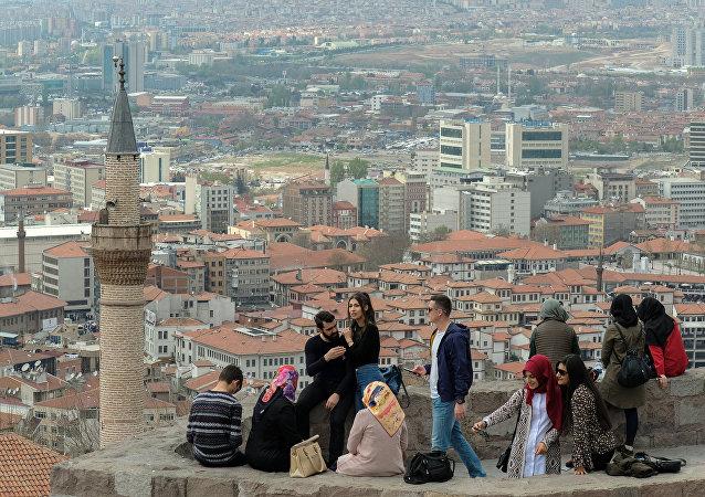 Ankara, Turquía