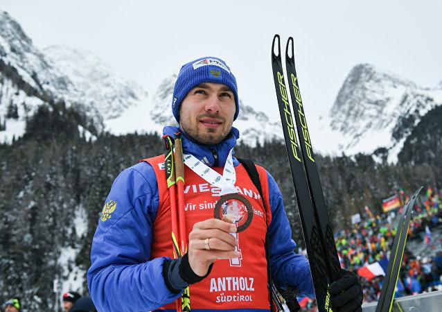 Antón Shipulin, atleta ruso