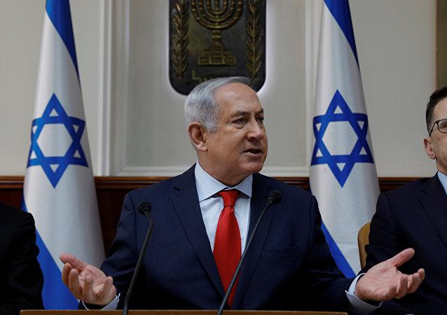 Benjamín Netanyahu, el primer ministro de Israel