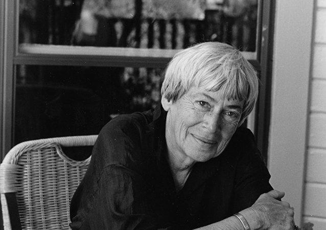 Ursula K. Le Guin, escritora norteamericana (archivo)