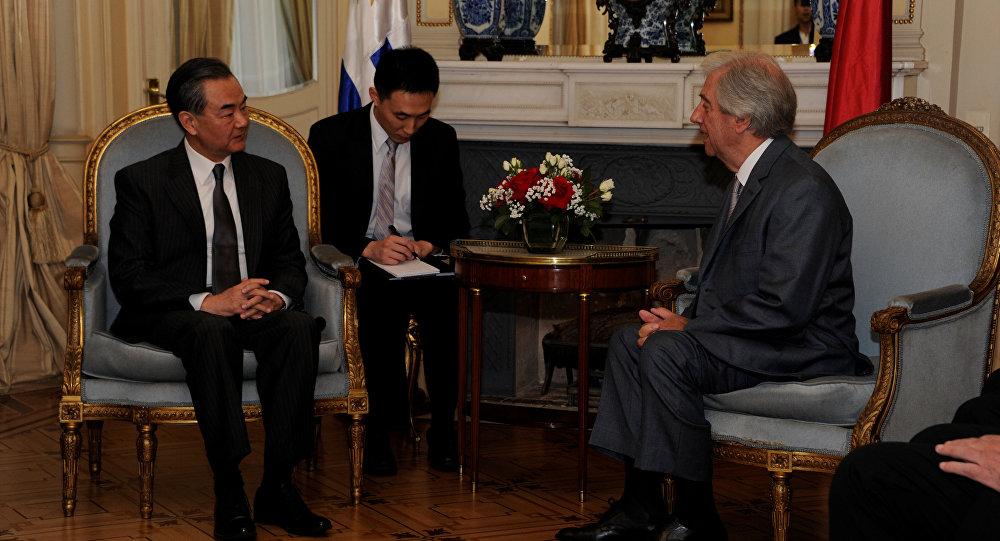 Uruguay volverá a impulsar TLC con China en su presidencia del Mercosur