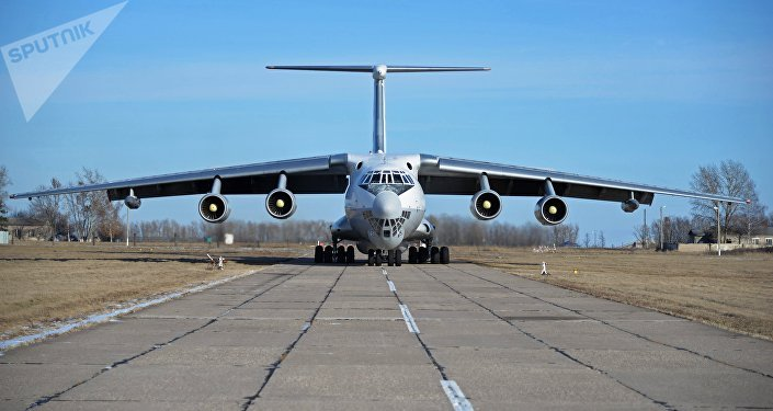 Avión de reabastecimiento IL-78