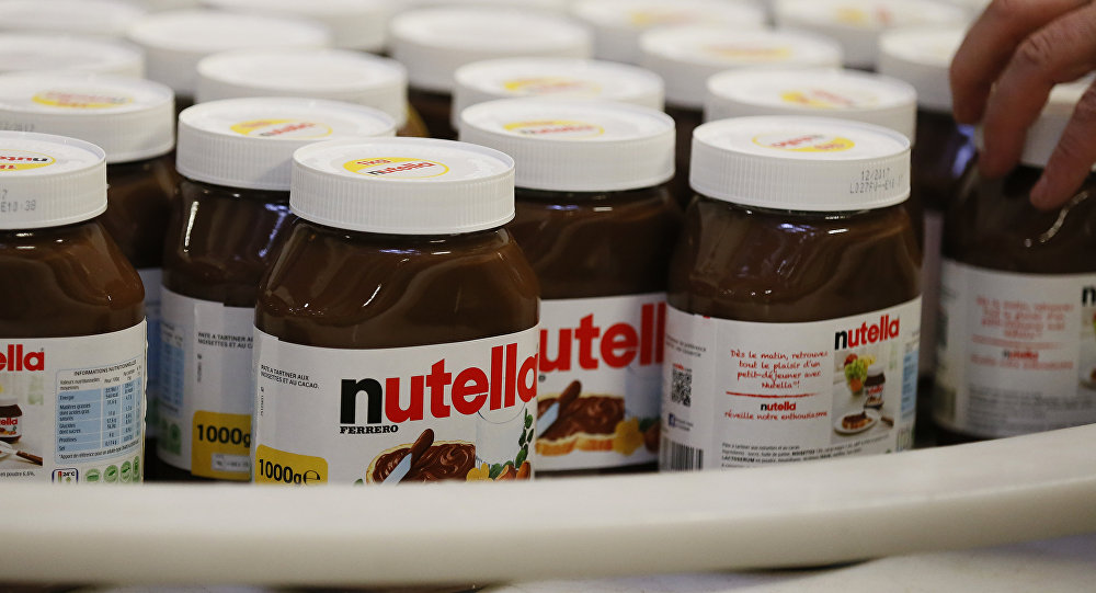The French go crazy with Nutella: punching for a 70% discount