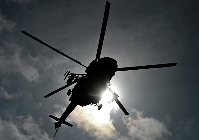 Helicóptero Mi-8 (imagen referencial)