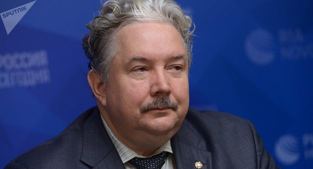 Serguéi Baburin, candidato a las presidenciales rusas 2018 del partido Unión Popular de Rusia