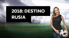 2018: Destino Rusia