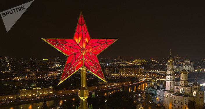 Gúia por la ciudad de Moscú