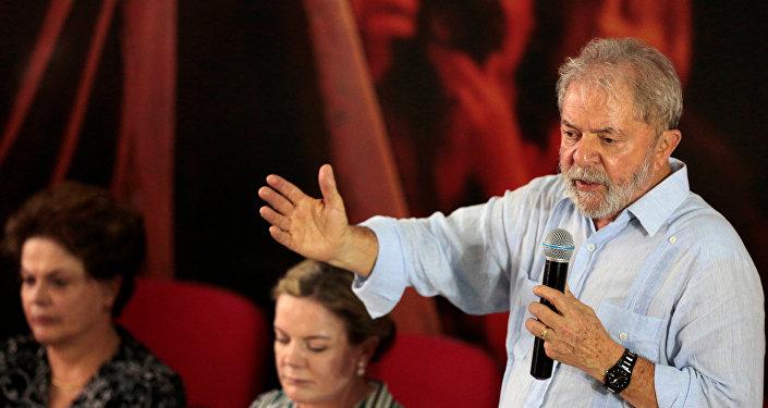 Lula da Silva, expresidente de Brasil