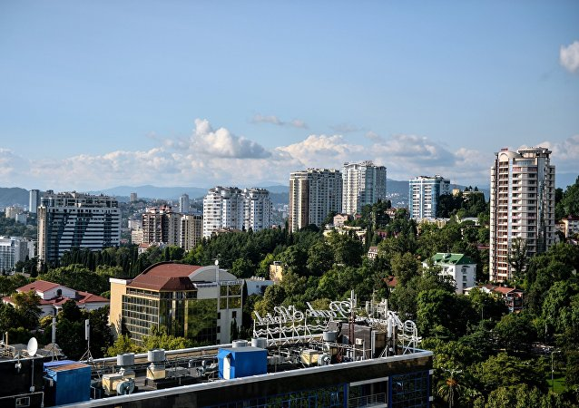 Sochi, Rusia (archivo)