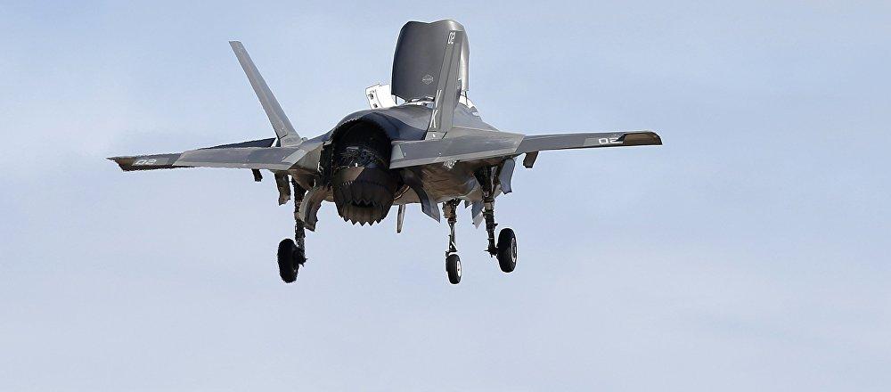 F-35B, versión naval del F-35 del Cuerpo de Marines de EEUU