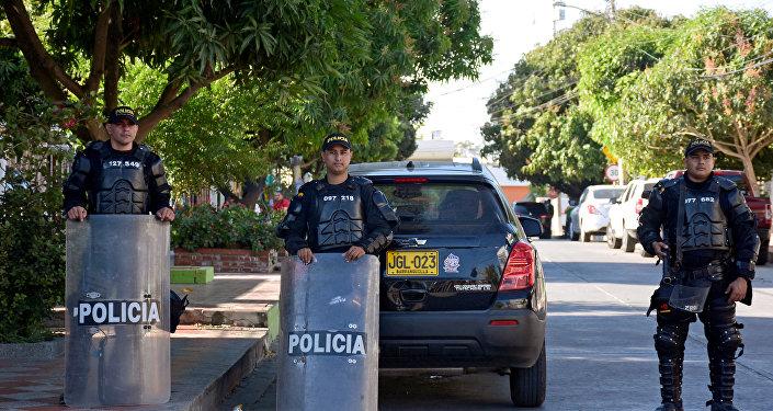 Nuevo atentado contra sede policial deja 5 heridos en Barranquilla — Colombia
