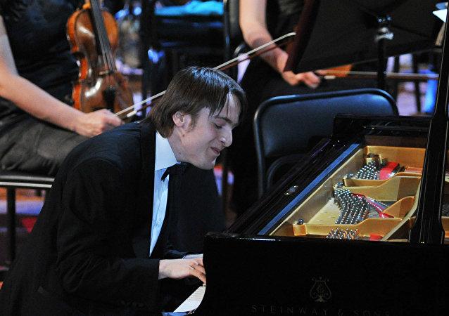 Daniil Trífonov, pianista y compositor ruso (archivo)