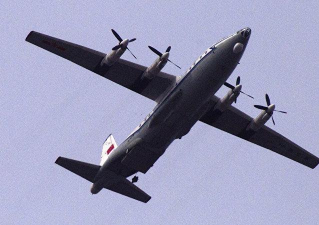 Un avión de China (imagen referencial)