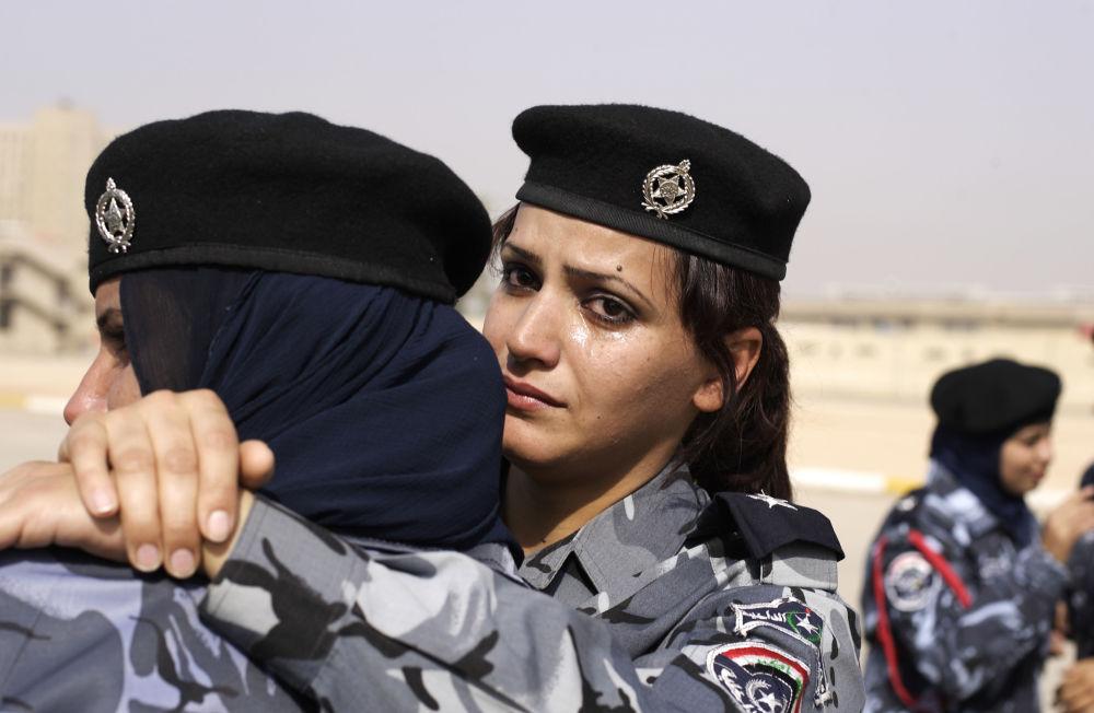 Damas de acero: mujeres policía de todo el mundo