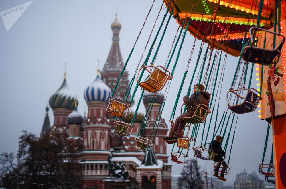 El invierno de Moscú, en retrospectiva