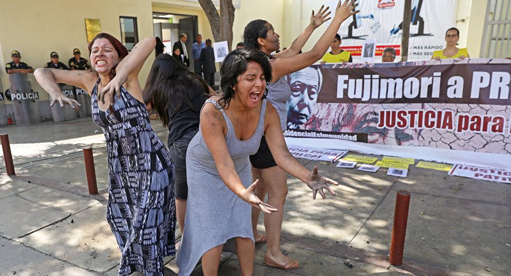 Bienvenido Ramírez fue removido de Fuerza Popular