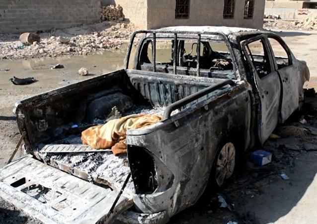 Iraquíes exigen que EEUU se retire de su país tras un ataque 'erróneo' contra civiles