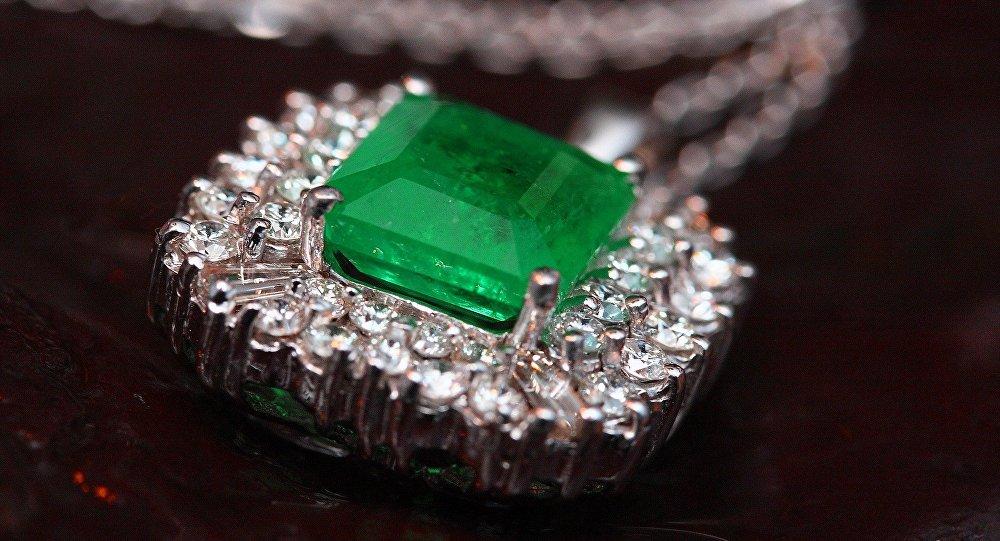 Joya de esmeraldas