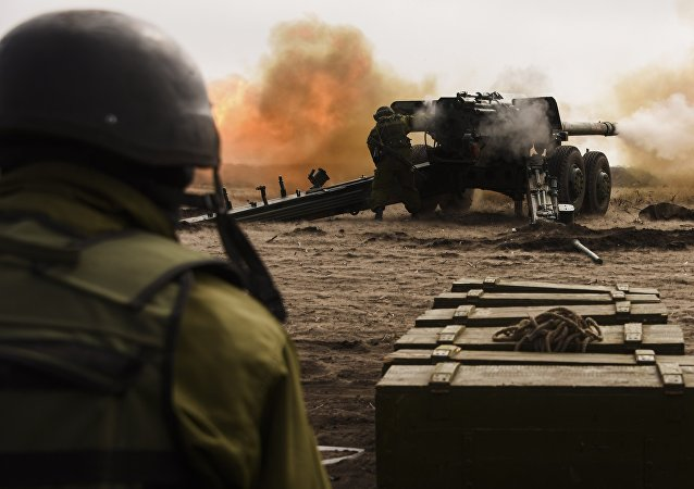 Ejército de Ucrania (archivo)