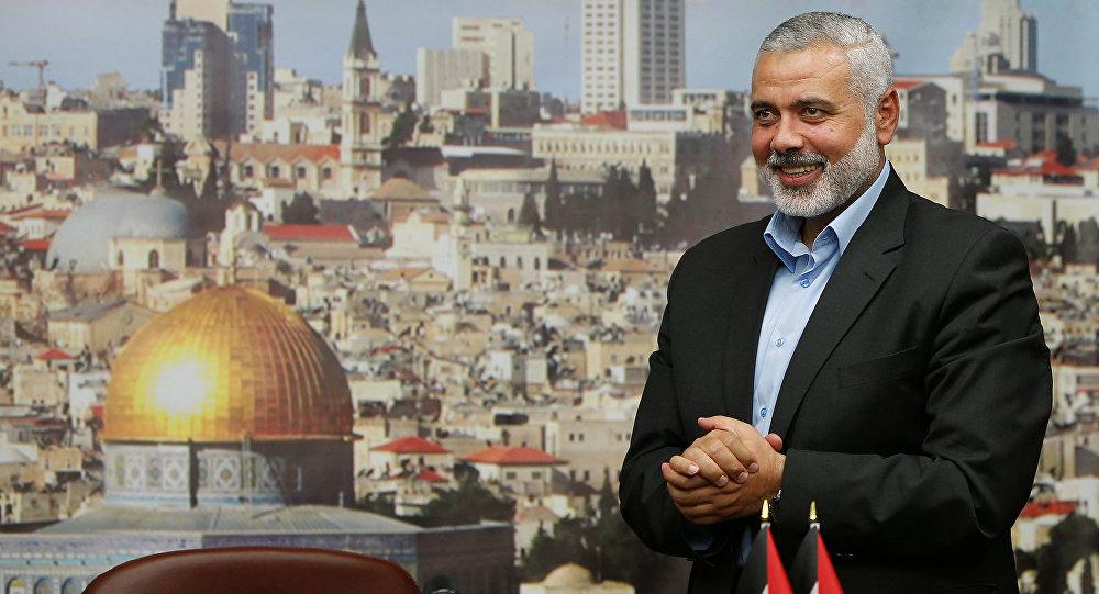 Ismail Haniyeh, nuevo líder de Hamás