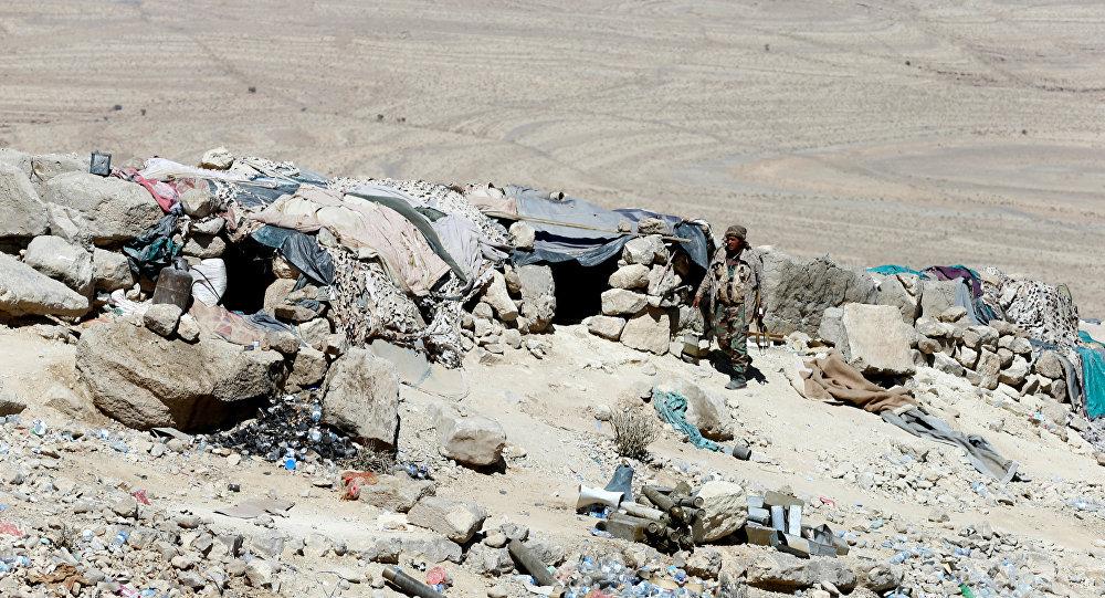 Un soldado yemení (archivo)