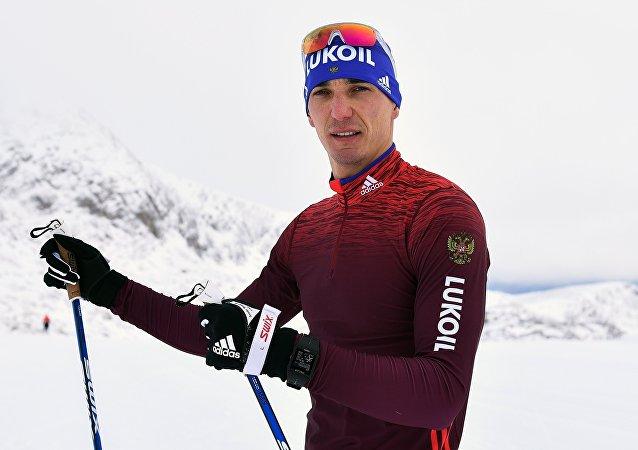 Evgueni Belov, esquiador ruso
