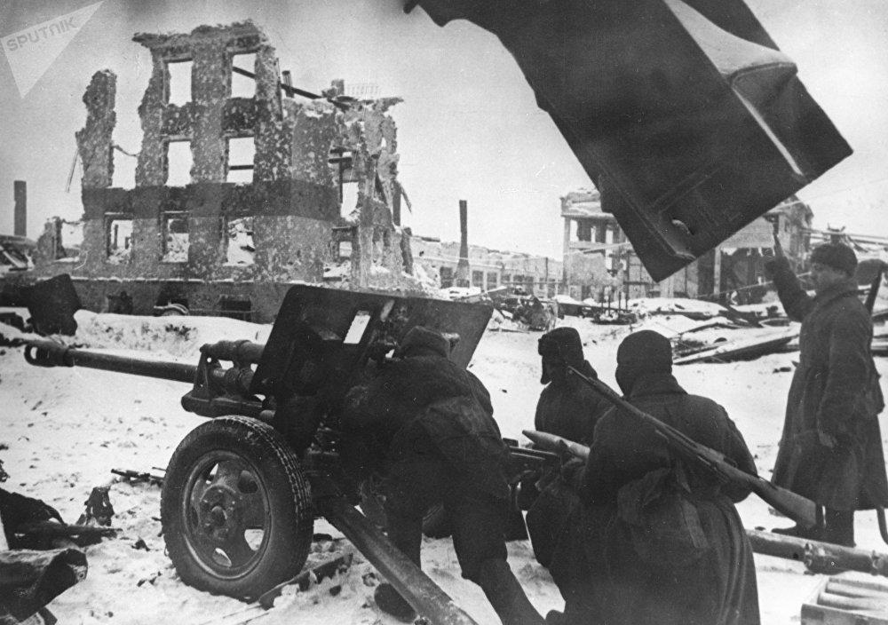 70 Aniversario de la batalla de Stalingrado 1075950164