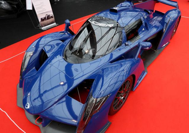 Así son los automóviles más hermosos del futuro