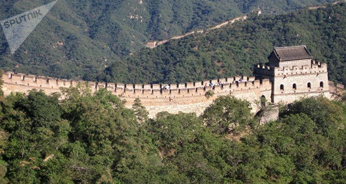 La Gran Muralla de China (imagen referencial)