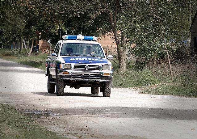 Policía de Argentina (imagen referencial)