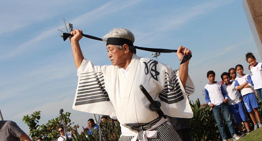 Un 'hibakusha' (imagen referencial)
