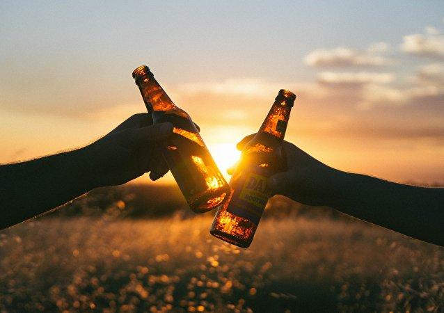 Cerveza (imagen referencial)