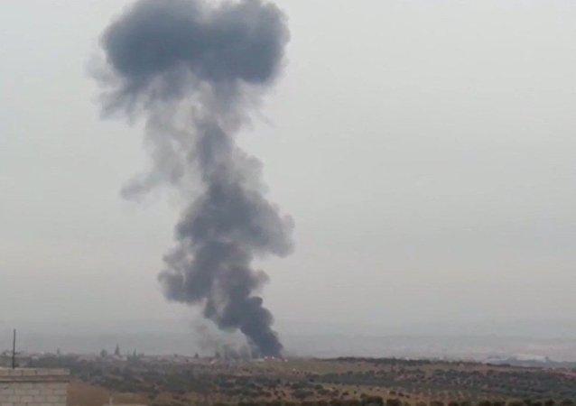 Acciones de combate: así fue el derribo del Su-25 y la respuesta rusa a los terroristas en Siria